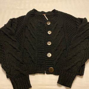 Free people bonfire cardigan